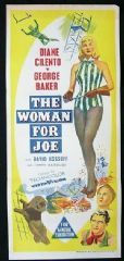 The Woman for Joe 1955 DVD - Diane Cilento / George Baker